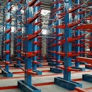 scaffalature modul blok